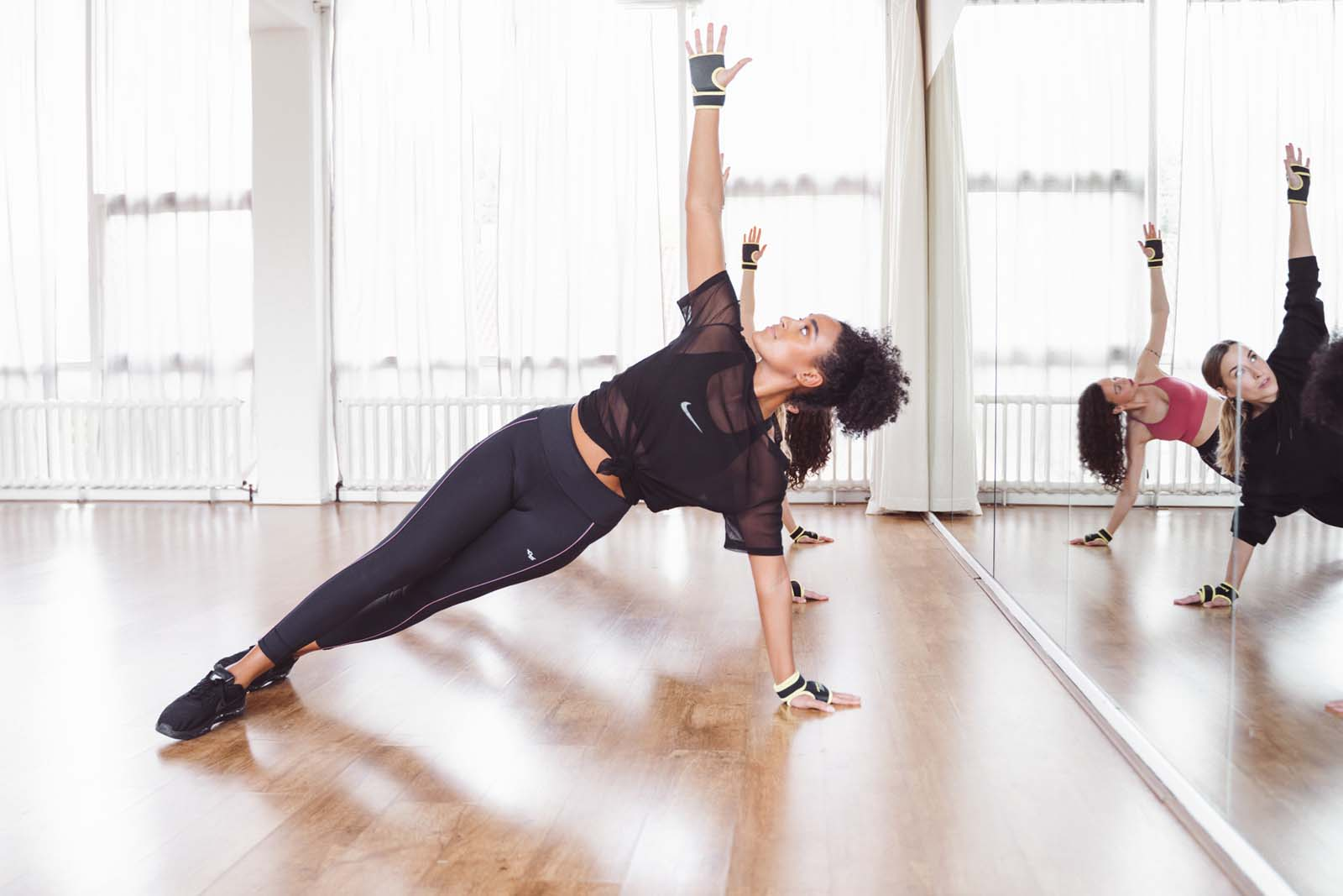 Piloxing Knock-out bij Stella Dance & Projects
